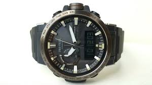 <b>CASIO</b> PRO TREK <b>PRW</b>-<b>60YAE</b>-<b>1A</b>. ОбзорReview - YouTube
