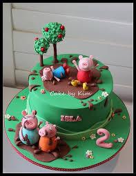 Peppa Pig Cake Amazing Cake Ideas