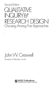 Creswell Research Design