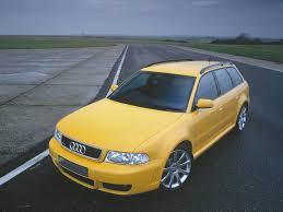 Audi Rs4 2001 Audi Avant Performance