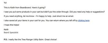 email followup follow up emails for e commerce a complete walkthrough