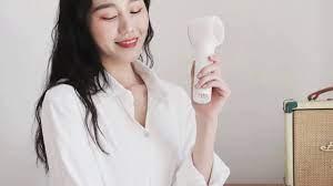 Quạt không cánh cầm tay Weiyuan: Thiết kế nhỏ gọn, pin 10 tiếng, giá  230.000 đồng - YouTube