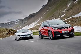 2018 bmw electric. delighful 2018 2018 bmw i3s debuts with more power and sportier looks intended bmw electric
