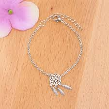 Chinese Dream Catcher Inspiration New Fashion Dream Catcher Charm Bracelet For Women Gift Dreamcatcher