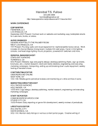 9 Audio Engineer Resume Mla Cover Page