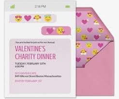 valentines party invitations valentines day online invitations