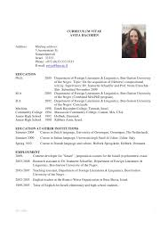 Academic Resume Template Custom Scientific Cv Template Yelommyphonecompanyco
