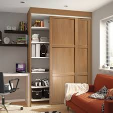 sliding door bedroom furniture. Sliding Wardrobe Doors Kits Bedroom Furniture DIY At B Q Throughout Idea 1 Door I