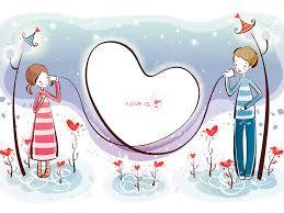 kids valentines day background. Valentines Day Kids Wallpapers For Background