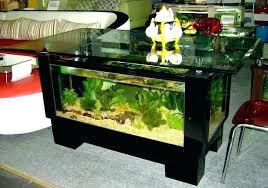 coffee table aquarium for coffee table fish tanks dining table fish tank fish tank dining