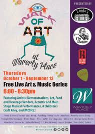 Art Event Flyer Event Flyer And Poster Design Needed For Walk Of Art At
