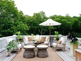 outdoor deck rug for wood designs best