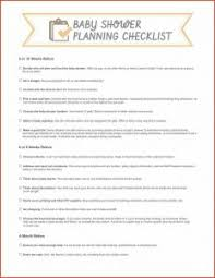 Baby Shower Party Checklist Baby Shower Party Planning Checklistkitty Baby Love