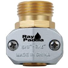 garden hose repair kit. Contemporary Garden Ray Padula 58 In  34 Industrial Metal Male Thread Garden Hose RepairRPRIMR3  The Home Depot To Repair Kit O