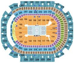 American Airlines Center Seating Chart Rows Seat Numbers