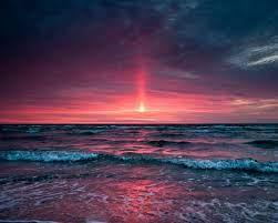 1280x1024 Beach Sunset, beautiful ...