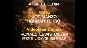 Guiding Light End Credits Guiding Light End Credits 1984