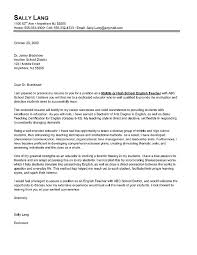 Cover Letter For Teaching Job  cover letter introduction  resume     Cover Letter Templates