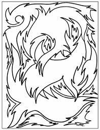 Small Picture Free Printable Abstract Coloring Pages For Kids