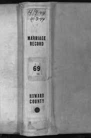 Marriage Record Book Vol. 69, Part 1, (Index - Page 300): July 1943 ...