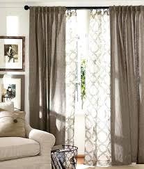 sliding door drapes best patio curtains slider window treatments ideas3
