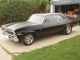 All Chevy black chevy nova : 70 Chevy Nova....my dream car!! I will have one someday ...
