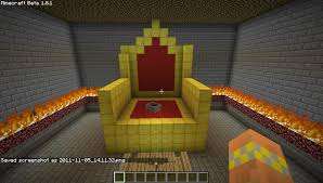 how to make a chair in minecraft. Screenshots - Show Your Creation Minecraft Forum How To Make A Chair In