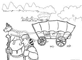 Adult Wagon Coloring Page Chuck Wagon Coloring Page Farm Wagon