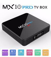 MX10 PRO TV Box with Digital Display Sale, Price & Reviews