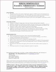 36 Executive Administrative Assistant Resume Sample Resume Example