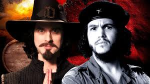 Guy Fawkes vs <b>Che Guevara</b>. Epic Rap Battles of History. - YouTube
