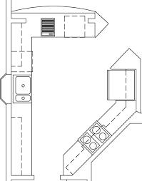 Medium Size of Kitchen Designs:common Kitchen Layouts Common Kitchen Layouts  With