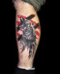 медведь значение татуировок в калининграде Rustattooru