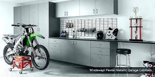 motorcycle storage solutions wall windswept pewter cabinets gear ideas held motorcycle rear storage