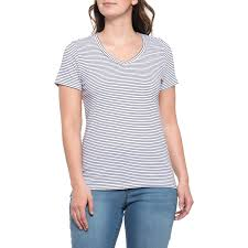 Eddie Bauer Girls Size Chart Eddie Bauer V Neck High Low T Shirt Short Sleeve For Women
