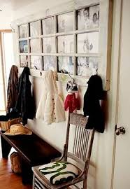 Door Picture Frame Coat Rack Ronel Suthers ronelsuthers on Pinterest 80