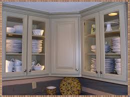 best white kitchen cabinets with glass doors