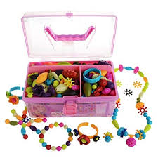 Gili Pop Beads, Arts and Crafts Toys Gifts for Kids Age 4yr-8yr, Amazon.com: