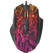 Wired gaming mouse Defender Titan GM-650L <b>RGB</b>,<b>6400</b> DPI