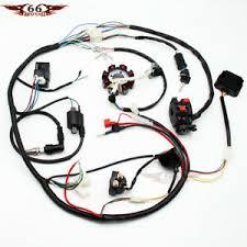 complete electrics atv quad 200 250 300cc cdi coil wiring harness details about complete electrics atv quad 200 250 300cc cdi coil wiring harness zongshen lifan