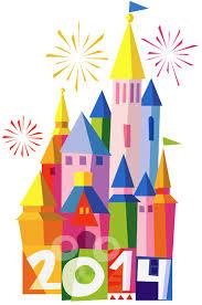 Disney Castle Logo Clipart - Clip Art Bay