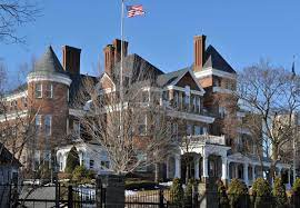 Located at 138 eagle street in albany, new york,. And The Governor Fled In His Nightclothes