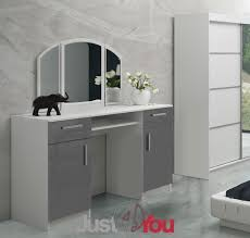 Next Mirrored Bedroom Furniture Dressing Table Riwiera B With Mirror Furniture Just4you Modern