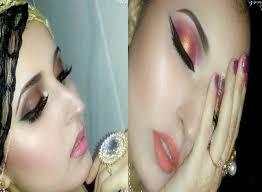 beautiful arabic bridal makeup tips collection 2016