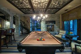 pool table chandelier or pallet ceiling basement basement traditional with pool table pool table 65 billiard elegant pool table chandelier