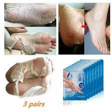<b>1 Pair</b>=<b>2pcs Feet</b> Mask Care Exfoliating Peel <b>Foot</b> Mask <b>Baby</b> Soft ...