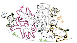 Small Picture Pokemon Coloring Pages X And Y Beautiful Coloring Pokemon Coloring