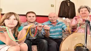 Sittingbourne world record breaker Edward Hannaford knits 20 mile ...
