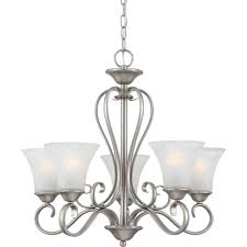 dh5005an quoizel lighting dh5005an ss chandelier in antique nickel allquoizellighting