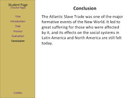 the atlantic slave trade student slides  6